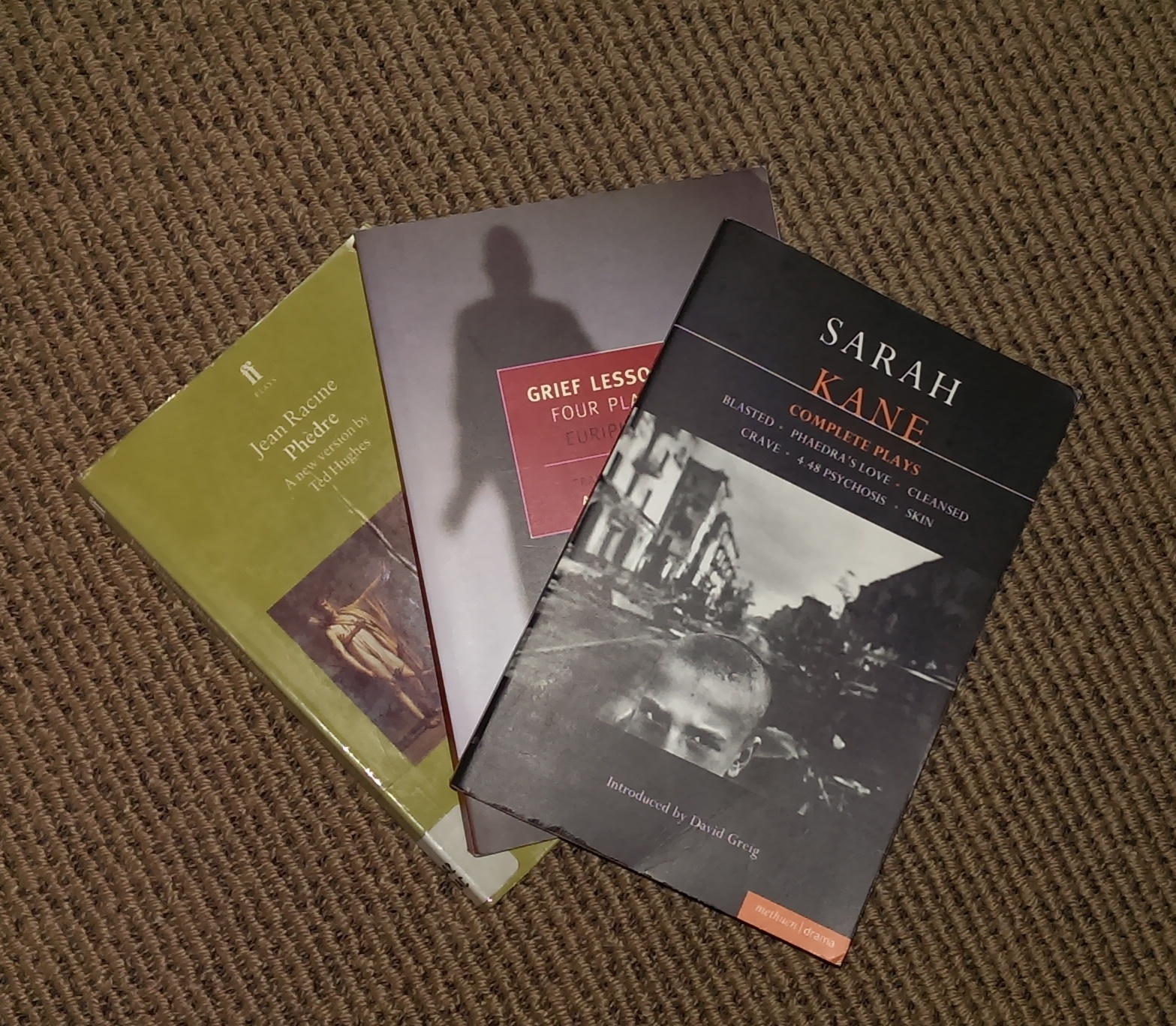 phaedra essays Phaedra's love by sarah kane - part 2 - love essay example the play phaedra's love, by sarah kane, takes the classic greek.